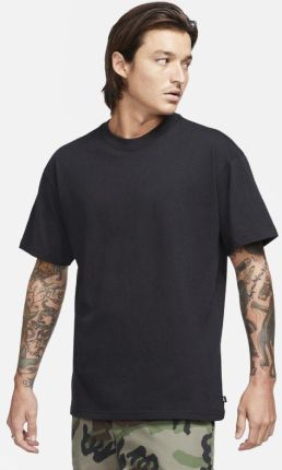 Nike T shirt do skateboardingu Nike SB Czerń - Ceny i opinie T-shirty i koszulki męskie FQSL
