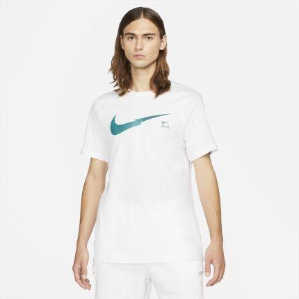 Nike T shirt męski Nike Sportswear Biel - Ceny i opinie T-shirty i koszulki męskie NWHX