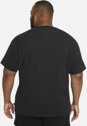 Nike T shirt męski Nike Sportswear Premium Essential Czerń - Ceny i opinie T-shirty i koszulki męskie TLCJ