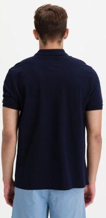 Lamborghini Polo Koszulka Niebieski - Ceny i opinie T-shirty i koszulki męskie WCRF