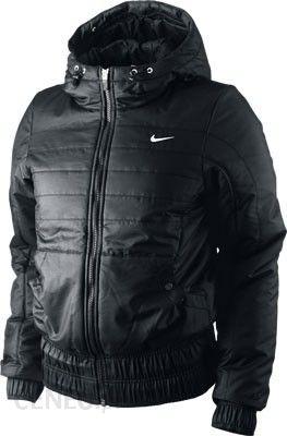 Kurtka damska Nike Poly Bomber Thermore Women&s Jacket (380305 010) Ceny i opinie Ceneo.pl