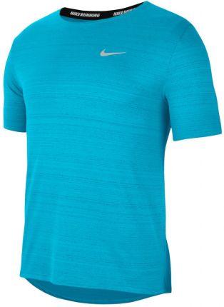 Koszulka Nike Dri FIT Miler CU5992 447 - Ceny i opinie T-shirty i koszulki męskie VBUI