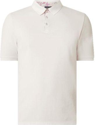 Koszulka polo o kroju modern fit z piki - Ceny i opinie T-shirty i koszulki męskie SLFZ