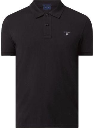 Koszulka polo o kroju regular fit z bawełny - Ceny i opinie T-shirty i koszulki męskie RVRW