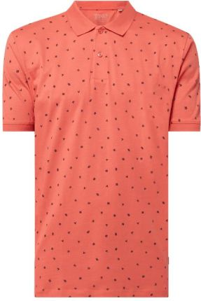 Koszulka polo o kroju regular fit z bawełny ekologicznej - Ceny i opinie T-shirty i koszulki męskie QVFG