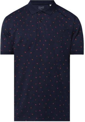 Koszulka polo o kroju regular fit z bawełny ekologicznej - Ceny i opinie T-shirty i koszulki męskie UPED