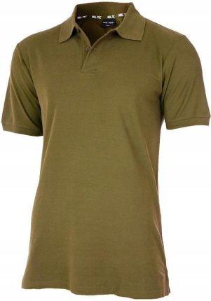 Koszulka polo Mil tec Pikee Coyote L - Ceny i opinie T-shirty i koszulki męskie WXFR