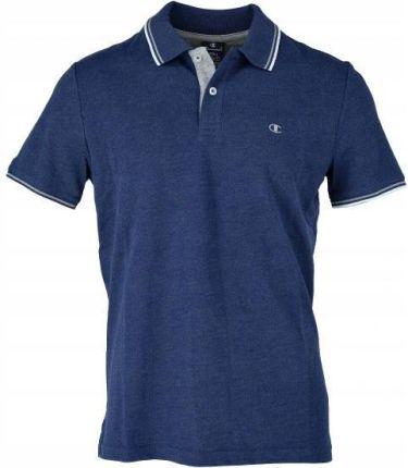 Champion Polo 211847BZ514 XL - Ceny i opinie T-shirty i koszulki męskie EZKZ