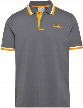Koszulka męska Diadora Polo Ss Chromia - Ceny i opinie T-shirty i koszulki męskie IYDO