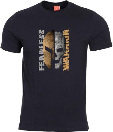 Pentagon Koszulka T-Shirt Fearless Warrior Black (K09012-01) - Ceny i opinie T-shirty i koszulki męskie TCRH