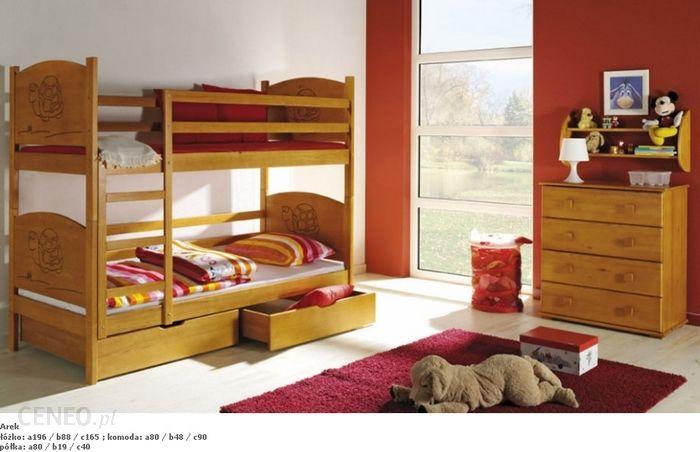 Dolmar Meble łóżko Arek