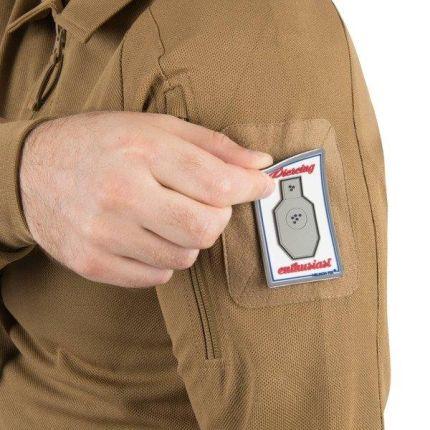 Helikon Koszula Polo Range® TopCool VersaStretch® Coyote PD RNG TC 11 - Ceny i opinie T-shirty i koszulki męskie ABDA