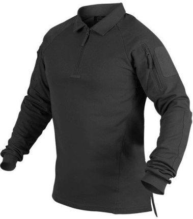 Helikon Koszula Polo Range® TopCool VersaStretch® Czarny PD RNG TC 01 - Ceny i opinie T-shirty i koszulki męskie FSAZ
