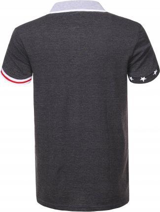 Polo męska koszulka polÓwka tshirt granatowy xxl - Ceny i opinie T-shirty i koszulki męskie XAZN
