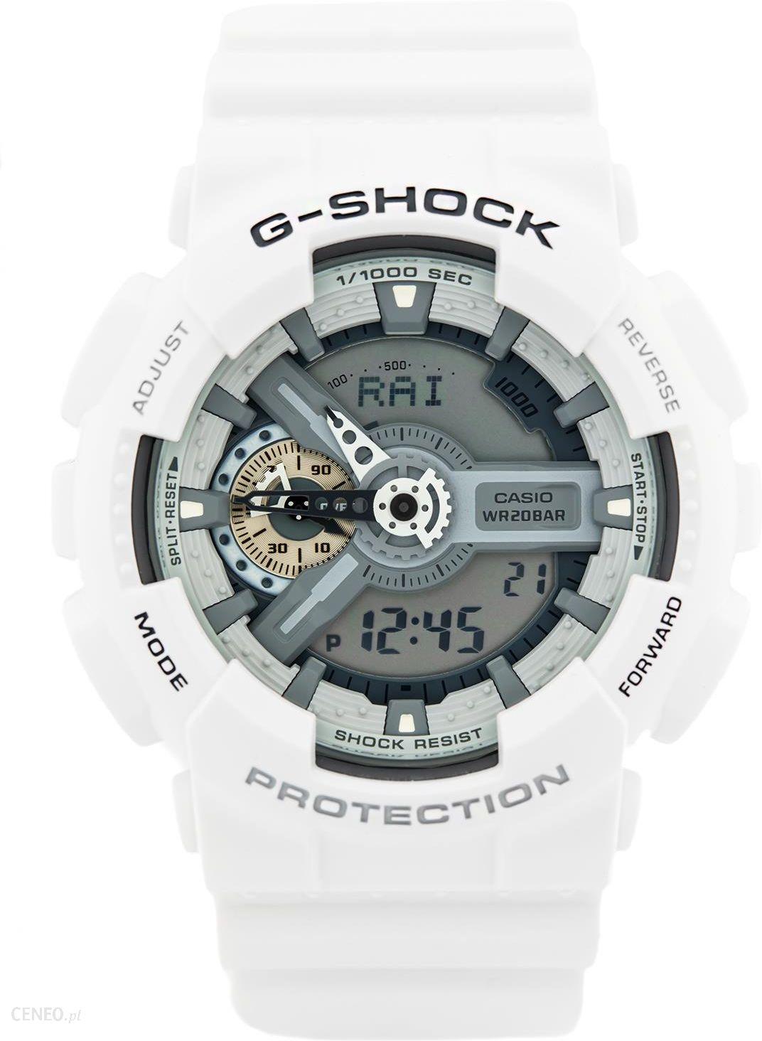 Zegarki Biae Mskie Casio G Shock Ga 110gw 7a Specials 110c 7aer