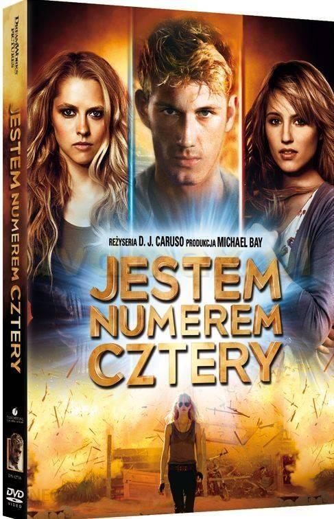 Film DVD Jestem numer cztery (I Am Number Four) (DVD