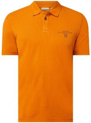 Koszulka polo z bawełny model 'Elli' - Ceny i opinie T-shirty i koszulki męskie XOEQ