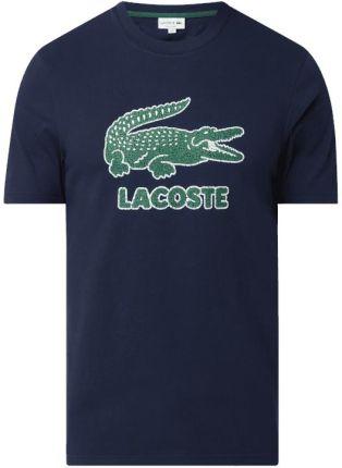 T shirt z o kroju regular fit z logo - Ceny i opinie T-shirty i koszulki męskie LXTI