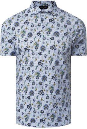 Koszulka polo z dodatkiem streczu model 'Subbu' - Ceny i opinie T-shirty i koszulki męskie LCXK