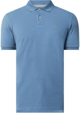 Koszulka polo o kroju regular fit z bawełny ekologicznej - Ceny i opinie T-shirty i koszulki męskie XVBZ