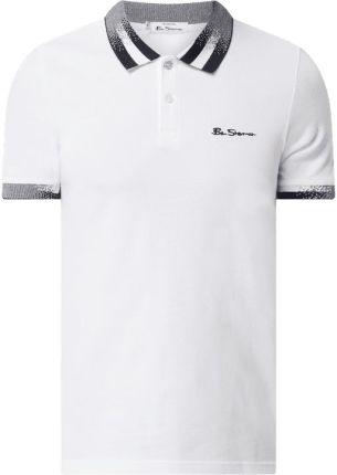 Koszulka polo o kroju regular fit z piki - Ceny i opinie T-shirty i koszulki męskie GXGS