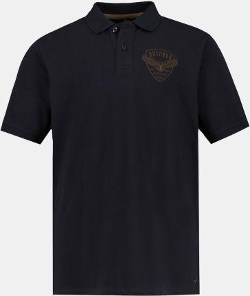 Duże rozmiary Koszulka polo, mężczyzna, niebieski, rozmiar 6XL, bawełna, JP1880 - Ceny i opinie T-shirty i koszulki męskie TQPX