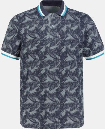 Duże rozmiary Koszulka polo, mężczyzna, fioletowy, rozmiar 5XL, bawełna, JP1880 - Ceny i opinie T-shirty i koszulki męskie PJOA
