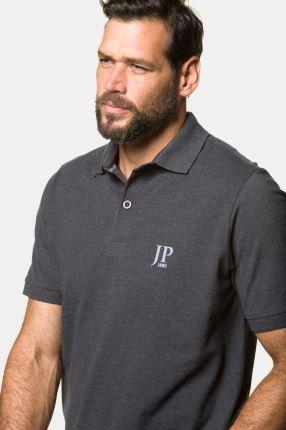 Duże rozmiary Koszulki polo, mężczyzna, szaro, rozmiar 7XL, bawełna, JP1880 - Ceny i opinie T-shirty i koszulki męskie JQLI