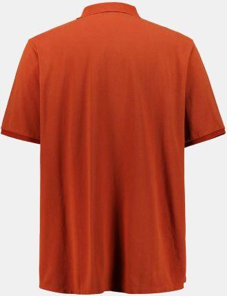 Duże rozmiary Koszulka polo, mężczyzna, czerwony, rozmiar XL, bawełna, JP1880 - Ceny i opinie T-shirty i koszulki męskie AFKO