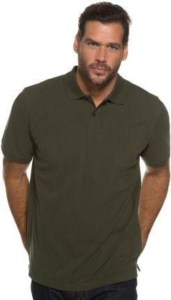 Duże rozmiary Koszulka polo, mężczyzna, zielony, rozmiar L, bawełna, JP1880 - Ceny i opinie T-shirty i koszulki męskie DRQY