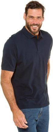 Duże rozmiary Koszulka polo, mężczyzna, niebieski, rozmiar 5XL, bawełna, JP1880 - Ceny i opinie T-shirty i koszulki męskie BTJM