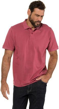 Duże rozmiary Koszulka polo, mężczyzna, czerwony, rozmiar 3XL, bawełna, JP1880 - Ceny i opinie T-shirty i koszulki męskie AFXV