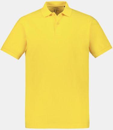 Duże rozmiary Koszulka polo, mężczyzna, żÓłty, rozmiar 3XL, bawełna, JP1880 - Ceny i opinie T-shirty i koszulki męskie TVHP