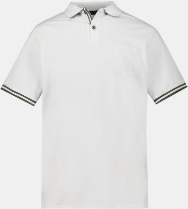 Duże rozmiary Koszulka polo FLEXNAMIC, mężczyzna, szaro, rozmiar 4XL, bawełna, JP1880 - Ceny i opinie T-shirty i koszulki męskie RQFN