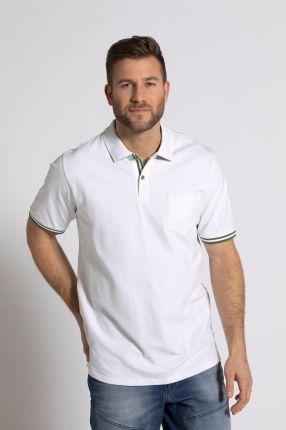 Duże rozmiary Koszulka polo FLEXNAMIC, mężczyzna, szaro, rozmiar 6XL, bawełna, JP1880 - Ceny i opinie T-shirty i koszulki męskie JJSJ