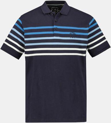Duże rozmiary Koszulka polo, mężczyzna, niebieski, rozmiar 3XL, bawełna, JP1880 - Ceny i opinie T-shirty i koszulki męskie PWVH