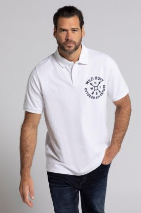 Duże rozmiary Koszulka polo, mężczyzna, szaro, rozmiar 5XL, bawełna, JP1880 - Ceny i opinie T-shirty i koszulki męskie NNJF