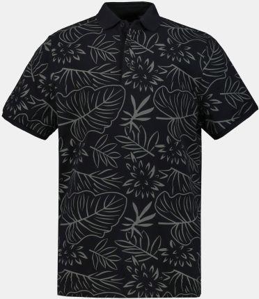 Duże rozmiary Koszulka polo, mężczyzna, szaro, rozmiar 4XL, bawełna, JP1880 - Ceny i opinie T-shirty i koszulki męskie PCOR