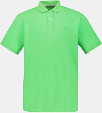Duże rozmiary Koszulka polo, mężczyzna, zielony, rozmiar 6XL, bawełna, JP1880 - Ceny i opinie T-shirty i koszulki męskie MAOC