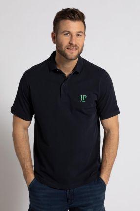 Duże rozmiary Koszulki polo, mężczyzna, zielony, rozmiar XL, bawełna, JP1880 - Ceny i opinie T-shirty i koszulki męskie LCJV