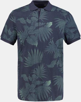 Duże rozmiary Koszulka polo, mężczyzna, turkusowy, rozmiar L, bawełna, JP1880 - Ceny i opinie T-shirty i koszulki męskie IDCD