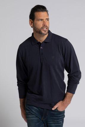 Duże rozmiary Koszulka polo, mężczyzna, niebieski, rozmiar 8XL, bawełna, JP1880 - Ceny i opinie T-shirty i koszulki męskie DGYE