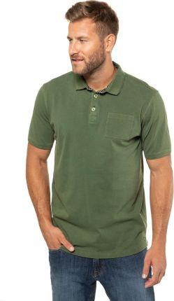 Duże rozmiary Koszulka polo, mężczyzna, zielony, rozmiar L, bawełna, JP1880 - Ceny i opinie T-shirty i koszulki męskie UGQI