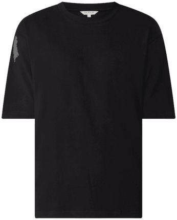 Review T-Shirt Z Mieszanki Bawełny - Ceny i opinie T-shirty i koszulki męskie FJXP