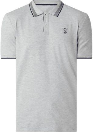 Tom Tailor Koszulka Polo Z Piki - Ceny i opinie T-shirty i koszulki męskie PUHP
