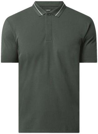 Esprit Collection Koszulka Polo O Kroju Regular Fit Z Bawełny Ekologicznej - Ceny i opinie T-shirty i koszulki męskie GNPK