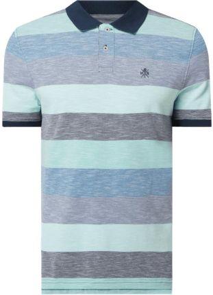 Mcneal Koszulka Polo Z Bawełny Ekologicznej Model 'Earl' - Ceny i opinie T-shirty i koszulki męskie HSSA