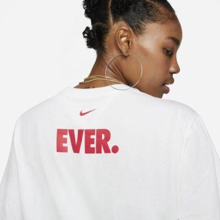 Nike T-Shirt Do Tenisa Serena Williams - Biel - Ceny i opinie T-shirty i koszulki męskie MSCC