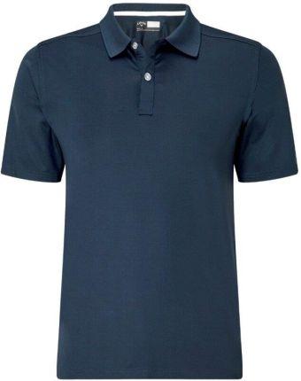 Callaway Solid II Tournament Mens Polo Shirt Real Teal S - Ceny i opinie T-shirty i koszulki męskie KTKE
