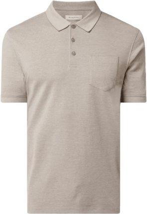 Koszulka polo z kieszenią na piersi - Ceny i opinie T-shirty i koszulki męskie OZHK